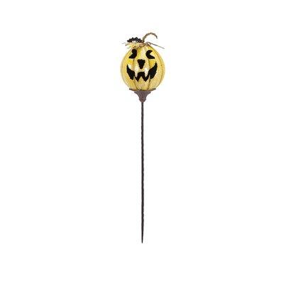 Jack O Lantern Halloween Garden Stake HLDY1001 27037001