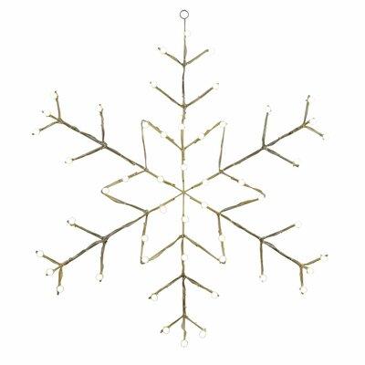 LED Snowflake C7 Wire Motif HLDY1587 31201203