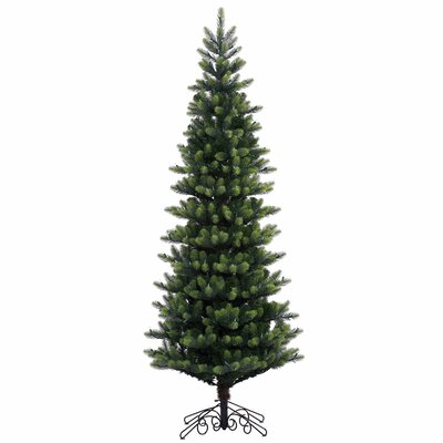 6.5' Green Spruce Artificial Christmas Tree HLDY2033 32177175