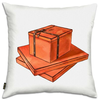 All I Want Is Throw Pillow