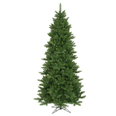 Camdon Fir 9.5' Green Artificial Christmas Tree with Unlit with Stand HLDY2255 32357901