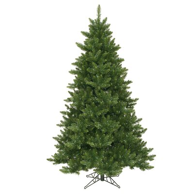 Camdon Fir 6.5' Green Artificial Christmas Tree with Unlit with Stand HLDY2266 32357912