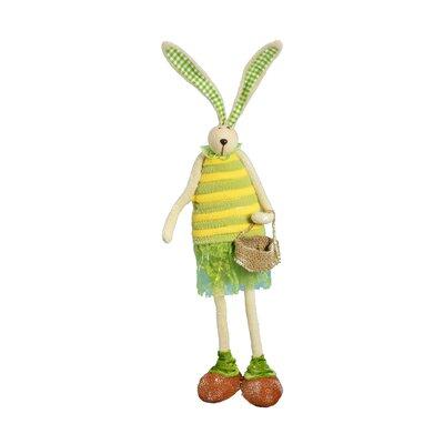 24 Standing Plush Bunny
