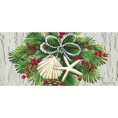 Coastal Christmas Sassafras Switch Mat