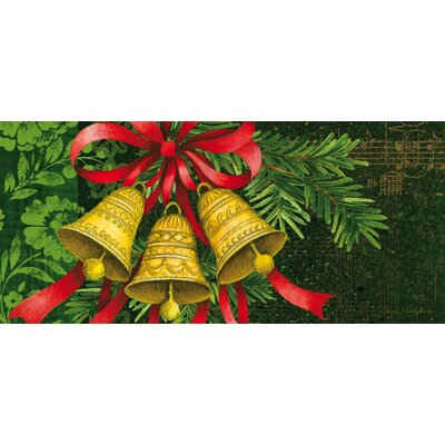 Holiday Bells Sassafras Switch Mat