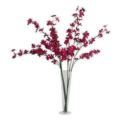 Oncidium Orchid Arrangements Color: Purple