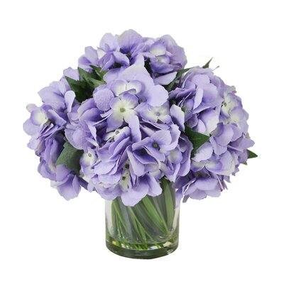Hydrangea Water Floral