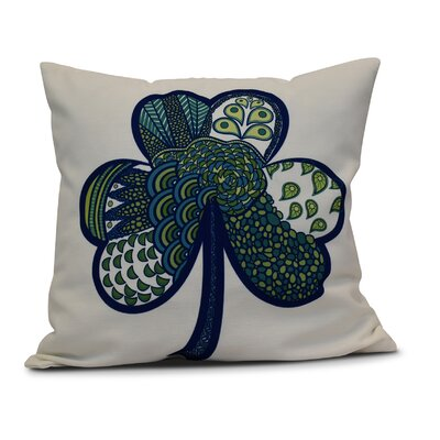 Funky Junky Sham-Tangle Throw Pillow Size: 18 H x 18 W