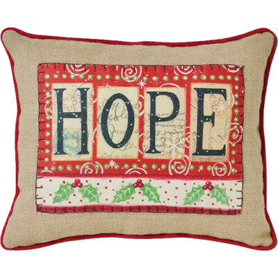 Hope Decorative Euro Pillow