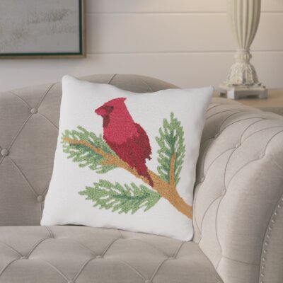 Winter Pillow Cover