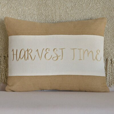 Harvest Time Lumbar Pillow