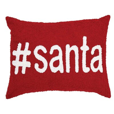 Santa Lumbar Pillow