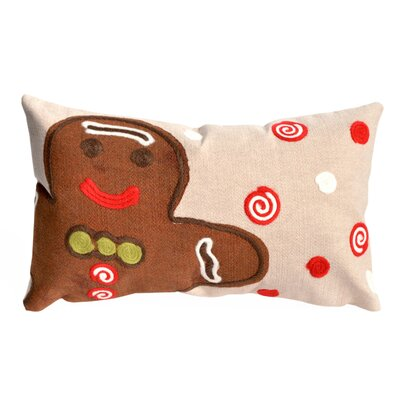 Water Ginger Boy Lumbar Pillow