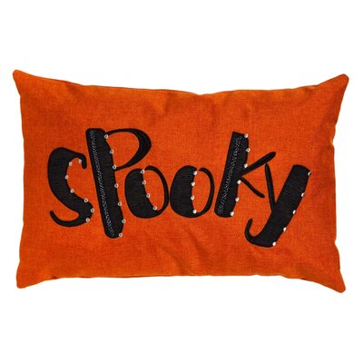 Spooky Halloween Indoor/Outdoor Lumbar Pillow