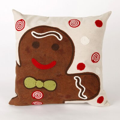 Ayla Ginger Boy Throw Pillow