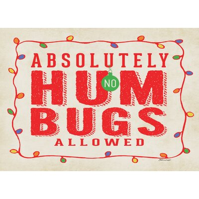 Humbugs Kitchen Mat
