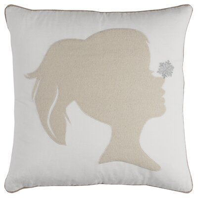 Cotton Throw Pillow