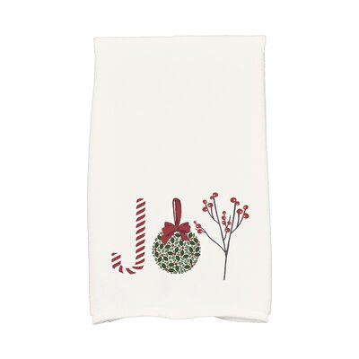 Oh Joy! Word Print Hand Towel