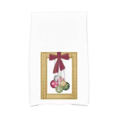 Frame It up Hand Towel Color: Yellow