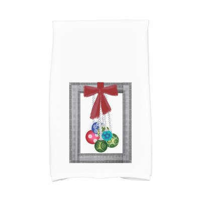 Frame It up Hand Towel Color: Gray