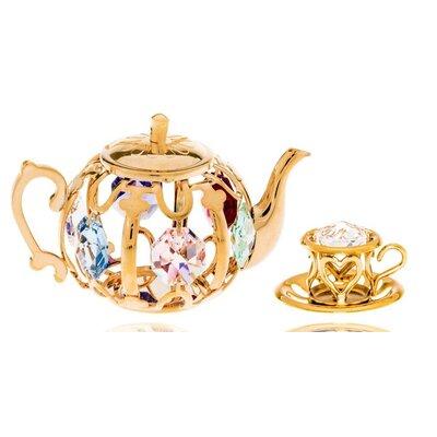 2 Piece Tea Ornament Set MTCR1116 29987359
