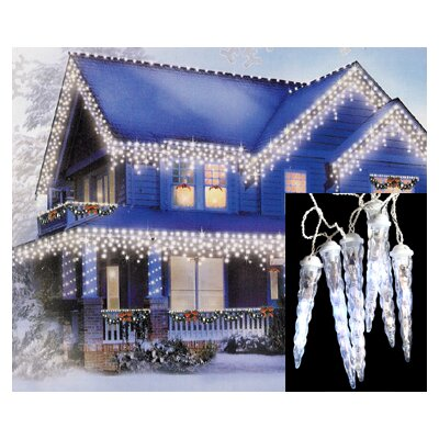 6 Dripping Icicle Shape Light Christmas Lights HLDY7566 37935298