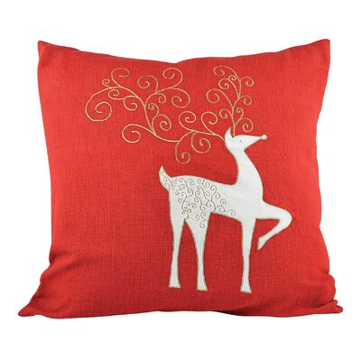 Enchanted Cotton Throw Pillow
