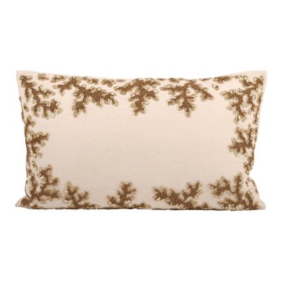 Autumn Cotton Lumbar Pillow