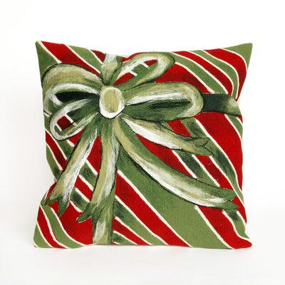 Gift Box Pillow Size: 20 x 20