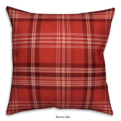 Nice and Rosy Throw Pillow Type: Pillow Cover