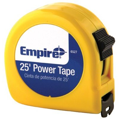 Empire Tape Measures - 1