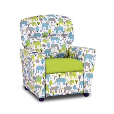 Kids Recliner with Cup Holder 2012TTMMSA