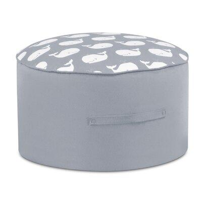 Round Foam Ottoman