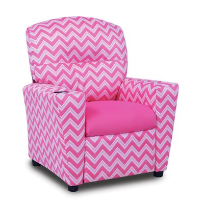 Kids Recliner with Cup Holder 2012IZBGPP