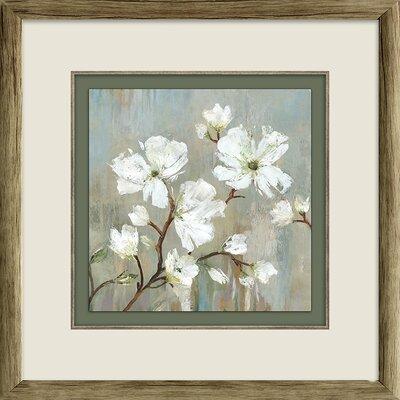 'Sweetbay Magnolia I' Framed Painting Print
