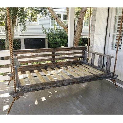 Noah Porch Swing Barnwood - Product photo