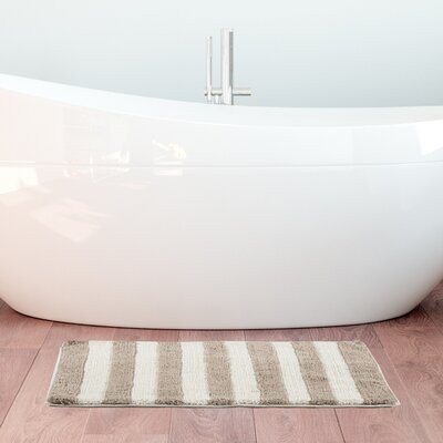 Galveston Vosges Cable Tufted Bath Rug