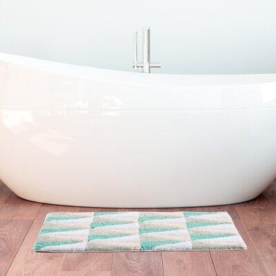 Lobdell Morzine Tufted Bath Rug