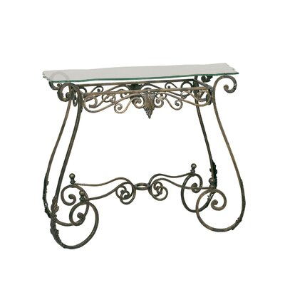 In store financing Perugia Console Table...
