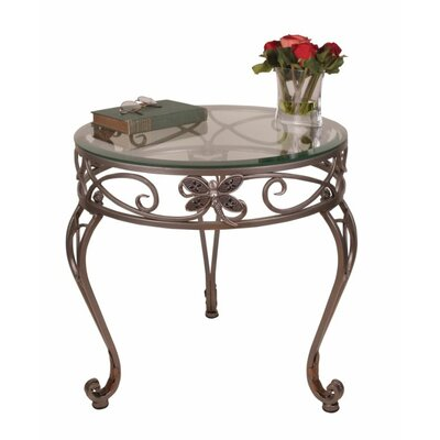 Easy financing Dragonfly End Table...