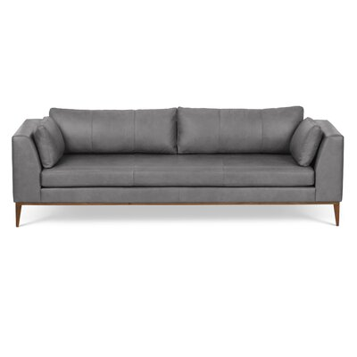 Reid Leather Sofa