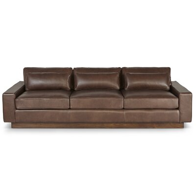 Dunn Leather Sofa