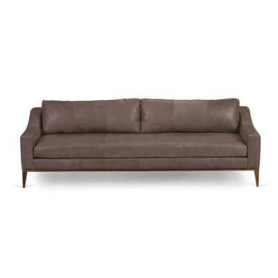 Haut Leather Sofa