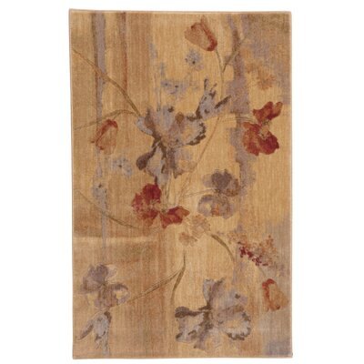 Smithtown Beige Area Rug Rug Size: Rectangle 36 x 56