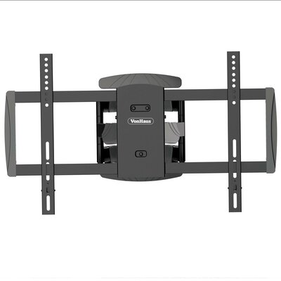 Premium Double Arm Articulating TV Wall Mount 37-70 Flat Panel Screens