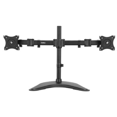 Double Arm Bracket 2 Screen Desk Mount