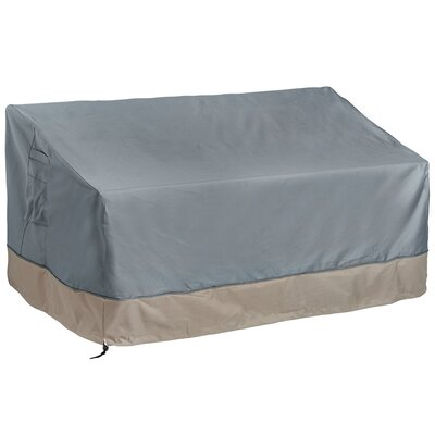 Storm Bench/Loveseat Cover Size: Medium