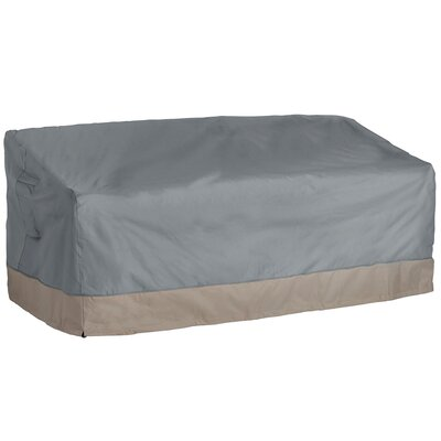 Storm Bench/Loveseat Cover Size: Large