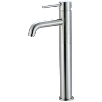 Motegi Single Handle Deck Mounted Bathroom Faucet Finish: Oil Rubbed Bronze