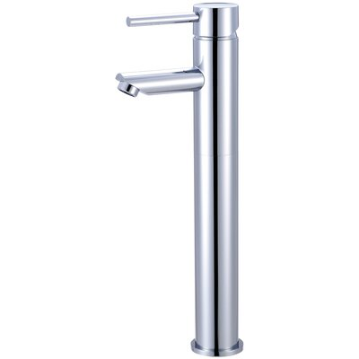 Motegi Single Handle Deck Mounted Bathroom Faucet Finish: Polished Chrome
